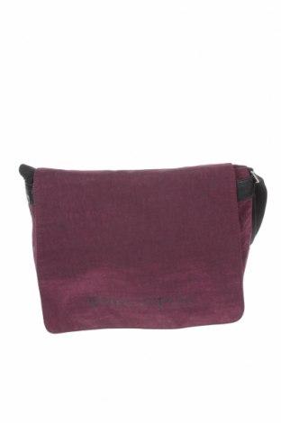 Дамска чанта Marc O'Polo, Цвят Лилав, Текстил, Цена 24,15лв.