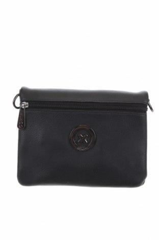 Γυναικεία τσάντα Mimco, Χρώμα Μαύρο, Δερματίνη, Τιμή 19,00€
