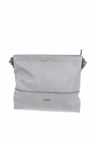 Дамска чанта Picard, Цвят Сив, Еко кожа, Цена 42,63лв.