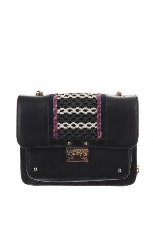 Γυναικεία τσάντα Topshop, Χρώμα Μαύρο, Δερματίνη, Τιμή 13,46€