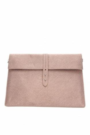 Дамска чанта Witchery, Цвят Златист, Еко кожа, Цена 131,36лв.