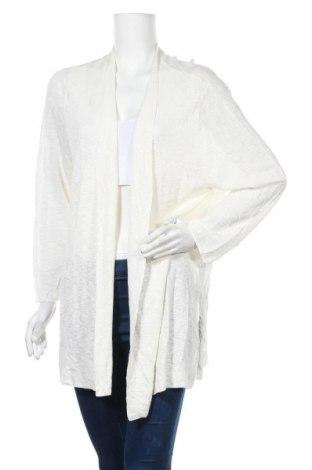 Дамска жилетка, Размер XL, Цвят Бял, Цена 6,30лв.