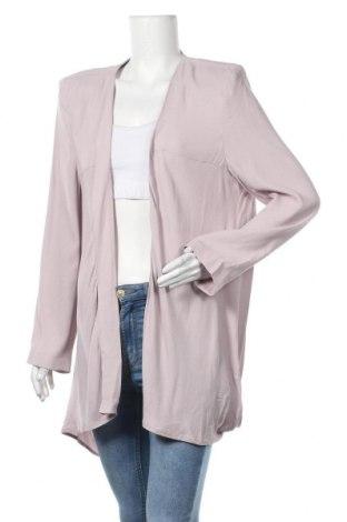 Дамска жилетка ASOS, Размер XL, Цвят Розов, Вискоза, Цена 33,92лв.