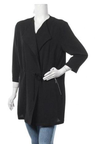 Дамска жилетка Body Flirt, Размер M, Цвят Черен, 95% полиестер, 5% еластан, Цена 9,92лв.