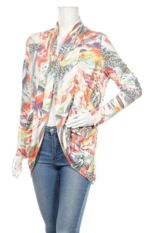Дамска жилетка Gabriella Frattini, Размер XL, Цвят Многоцветен, 65% полиестер, 35% памук, Цена 11,55лв.
