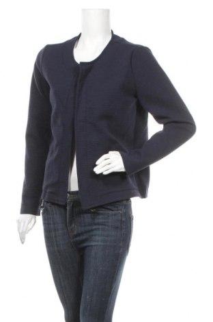 Дамска жилетка Gina Benotti, Размер M, Цвят Син, 72% полиестер, 25% памук, 3% еластан, Цена 9,19лв.