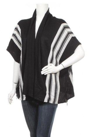 Дамска жилетка Liz Jordan, Размер M, Цвят Черен, 100% акрил, Цена 3,93лв.