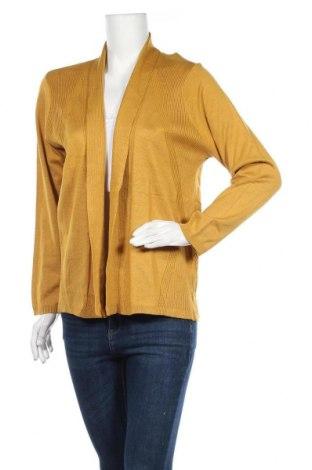 Дамска жилетка Millers, Размер XL, Цвят Жълт, 70% вискоза, 30% полиамид, Цена 11,34лв.