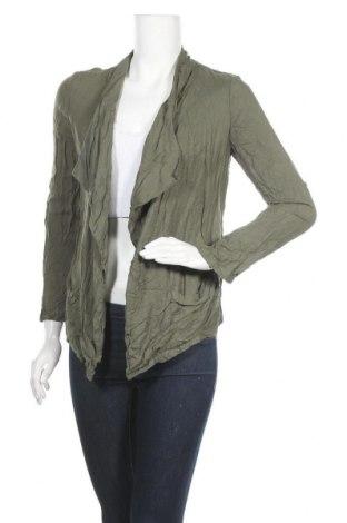 Дамска жилетка Sportsgirl, Размер S, Цвят Зелен, Вискоза, Цена 6,83лв.