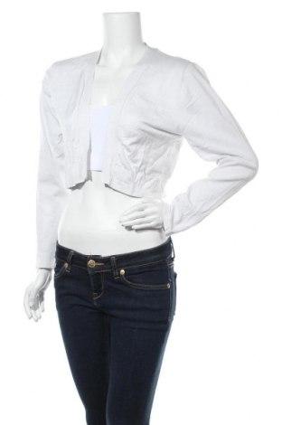 Дамска жилетка Target, Размер M, Цвят Бял, Вискоза, полиамид, Цена 5,95лв.