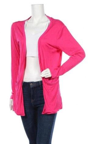 Γυναικεία ζακέτα Trendy, Μέγεθος XXL, Χρώμα Ρόζ , 95% βισκόζη, 5% ελαστάνη, Τιμή 5,46€