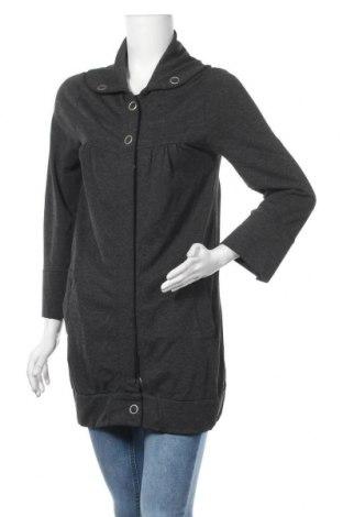 Дамска жилетка Zara, Размер M, Цвят Сив, Цена 19,85лв.