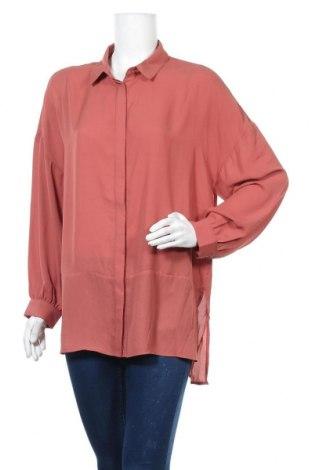 Дамска риза Fiorella Rubino, Размер L, Цвят Розов, Полиестер, Цена 21,60лв.