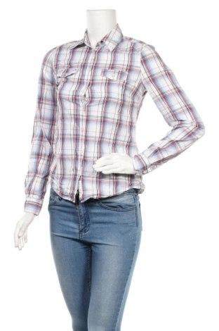 Дамска риза H&M L.O.G.G., Размер XS, Цвят Многоцветен, Памук, Цена 15,75лв.