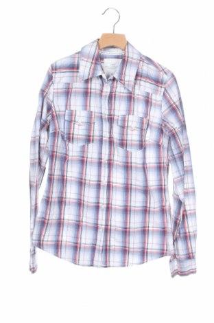 Дамска риза H&M L.O.G.G., Размер XS, Цвят Многоцветен, Памук, Цена 17,68лв.