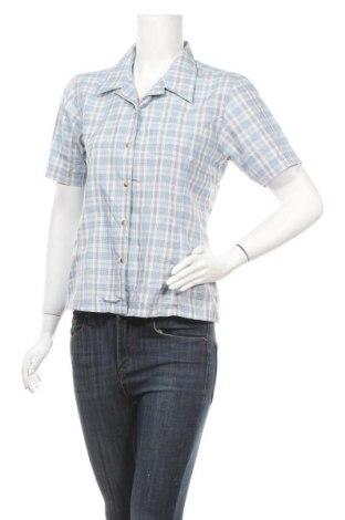 Γυναικείο πουκάμισο Icepeak, Μέγεθος S, Χρώμα Μπλέ, 90% πολυεστέρας, 10% βισκόζη, Τιμή 3,41€