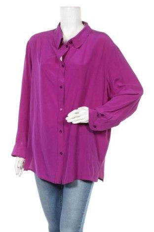 Дамска риза Stella McCartney, Размер XL, Цвят Лилав, Цена 74,24лв.