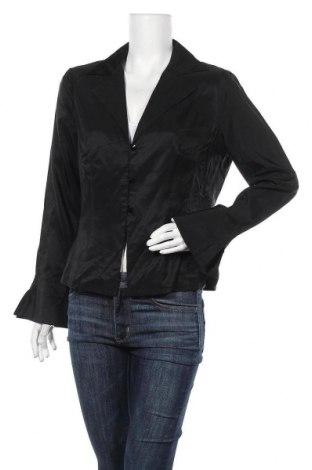 Дамска риза Vera Mont, Размер M, Цвят Черен, Ацетат, Цена 19,43лв.