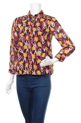 Дамска риза Vero Moda, Размер S, Цвят Многоцветен, Полиестер, Цена 23,60лв.