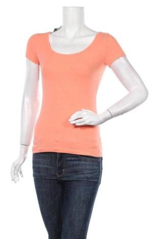 Дамска тениска, Размер S, Цвят Оранжев, Цена 9,82лв.