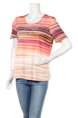 Дамска тениска Bonita, Размер XL, Цвят Многоцветен, 94% полиестер, 6% еластан, Цена 15,75лв.