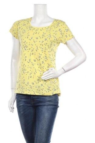 Дамска тениска Boule..., Размер M, Цвят Жълт, Памук, Цена 10,29лв.