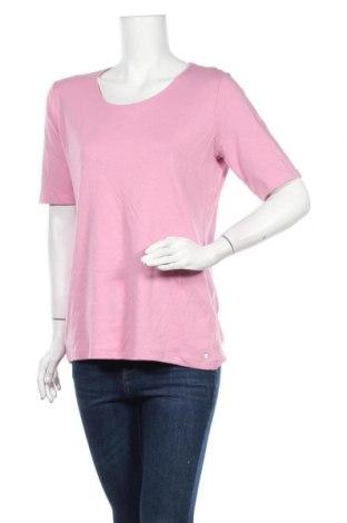Дамска тениска Cecil, Размер XL, Цвят Розов, Памук, Цена 13,23лв.