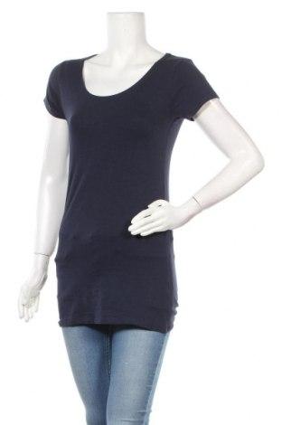 Дамска тениска Chicoree, Размер M, Цвят Син, 95% памук, 5% еластан, Цена 14,70лв.