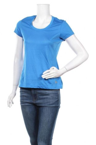 Дамска тениска Crivit, Размер S, Цвят Син, Цена 4,50лв.