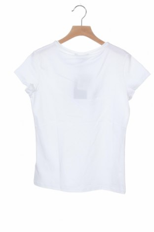 Дамска тениска Massimo Dutti, Размер XS, Цвят Бял, 92% памук, 8% еластан, Цена 20,65лв.
