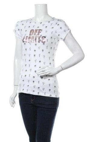Дамска тениска Oviesse, Размер S, Цвят Бял, Цена 12,29лв.