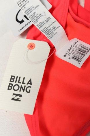 Дамски бански Billabong, Размер XL, Цвят Розов, 85% полиестер, 15% еластан, Цена 12,25лв.