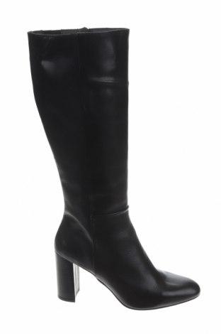Γυναικείες μπότες Elodie, Μέγεθος 39, Χρώμα Μαύρο, Γνήσιο δέρμα, Τιμή 206,19€