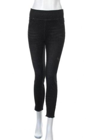 Дамски дънки, Размер M, Цвят Черен, 97% памук, 3% еластан, Цена 26,25лв.