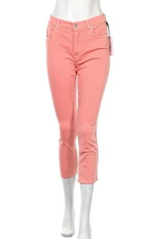 Γυναικείο Τζίν 7 For All Mankind, Μέγεθος S, Χρώμα Ρόζ , 98% βαμβάκι, 2% ελαστάνη, Τιμή 27,56€