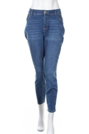 Γυναικείο Τζίν Anko, Μέγεθος XL, Χρώμα Μπλέ, 71% βαμβάκι, 25% πολυεστέρας, 3% βισκόζη, 1% ελαστάνη, Τιμή 21,53€