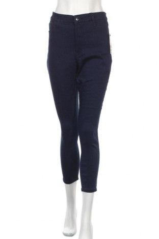 Дамски дънки Bandolino, Размер M, Цвят Син, 70% памук, 23% полиестер, 5% вискоза, 2% еластан, Цена 50,40лв.