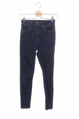 Дамски дънки Bluenotes, Размер S, Цвят Син, 98% памук, 2% еластан, Цена 28,35лв.