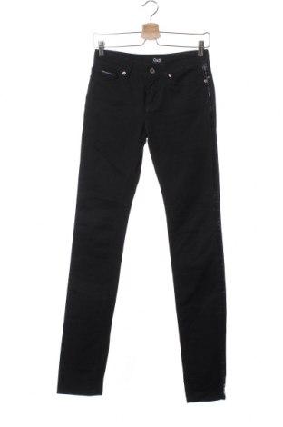 Дамски дънки Dolce & Gabbana, Размер S, Цвят Черен, 98% памук, 2% еластан, Цена 128,10лв.