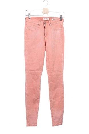 Дамски дънки Jessica Simpson, Размер S, Цвят Розов, 98% памук, 2% еластан, Цена 19,11лв.