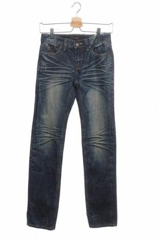 Дамски дънки Kenvelo, Размер XS, Цвят Син, 100% памук, Цена 15,49лв.