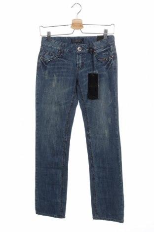 Γυναικείο Τζίν Kenvelo, Μέγεθος XS, Χρώμα Μπλέ, 98% βαμβάκι, 2% ελαστάνη, Τιμή 9,55€