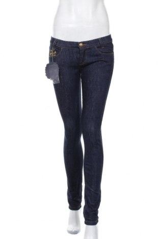 Дамски дънки Killah, Размер S, Цвят Син, 98% памук, 2% еластан, Цена 31,08лв.