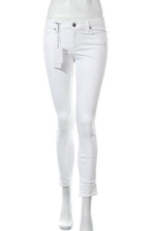 Дамски дънки Paige, Размер S, Цвят Бял, 98% памук, 2% еластан, Цена 51,98лв.