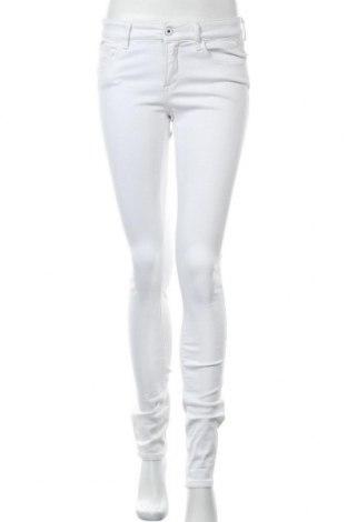 Γυναικείο Τζίν Replay, Μέγεθος S, Χρώμα Λευκό, Τιμή 25,46€