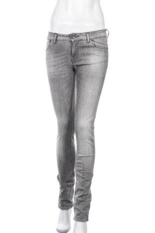 Γυναικείο Τζίν Sisley, Μέγεθος M, Χρώμα Γκρί, 98% βαμβάκι, 2% ελαστάνη, Τιμή 16,05€