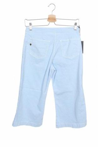 Дамски дънки TWINSET, Размер XS, Цвят Син, 98% памук, 2% еластан, Цена 33,80лв.