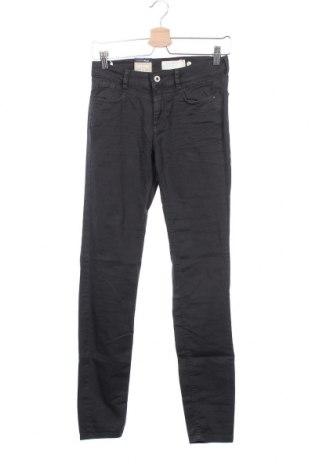 Дамски дънки Tom Tailor, Размер XS, Цвят Сив, 98% памук, 2% еластан, Цена 42,72лв.