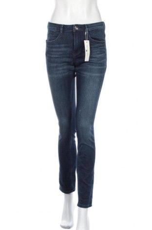 Γυναικείο Τζίν Tom Tailor, Μέγεθος M, Χρώμα Μπλέ, 68% βαμβάκι, 28% πολυεστέρας, 2% ελαστάνη, 2% βισκόζη, Τιμή 20,65€