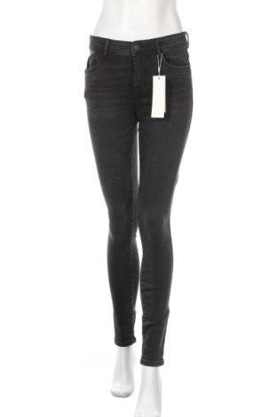 Дамски дънки Tom Tailor, Размер S, Цвят Черен, Цена 35,60лв.